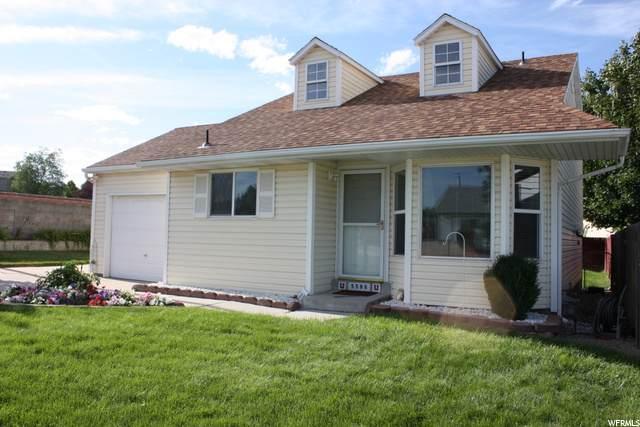 5586 W Saguaro Dr, West Jordan, UT 84081 (#1685257) :: Bustos Real Estate   Keller Williams Utah Realtors
