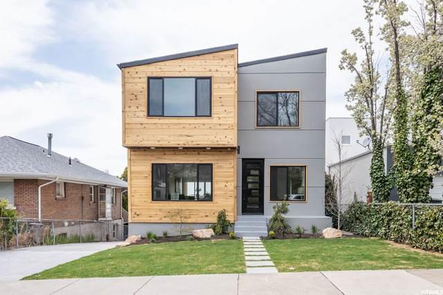 554 S 1000 E, Salt Lake City, UT 84102 (#1685273) :: Bustos Real Estate | Keller Williams Utah Realtors