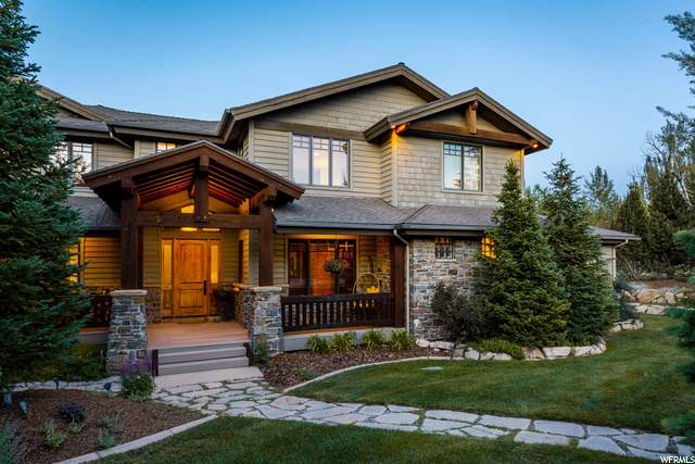 4872 Last Stand Dr, Park City, UT 84098 (#1685274) :: Red Sign Team