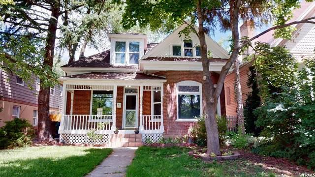 337 E 700 S, Salt Lake City, UT 84111 (#1685285) :: Bustos Real Estate | Keller Williams Utah Realtors