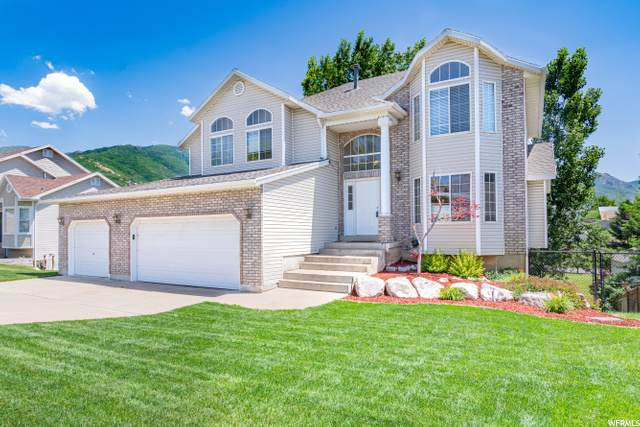2198 E 3225 N, Layton, UT 84040 (#1685287) :: Exit Realty Success