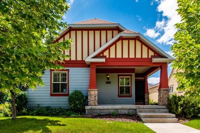 10788 S Weiss Dr W, South Jordan, UT 84009 (#1685293) :: REALTY ONE GROUP ARETE