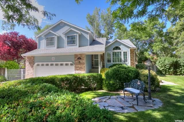 229 E White River Dr, Sandy, UT 84070 (#1685304) :: Bustos Real Estate | Keller Williams Utah Realtors
