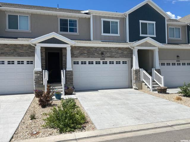 14466 S Quiet Shade Dr, Herriman, UT 84096 (#1685305) :: REALTY ONE GROUP ARETE