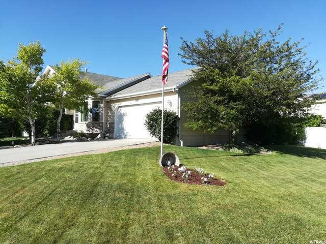 3081 S Hadwen Dr W, West Valley City, UT 84128 (#1685316) :: Exit Realty Success