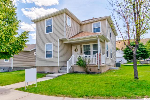 3982 E Dillons Dr N, Eagle Mountain, UT 84005 (#1685328) :: Red Sign Team