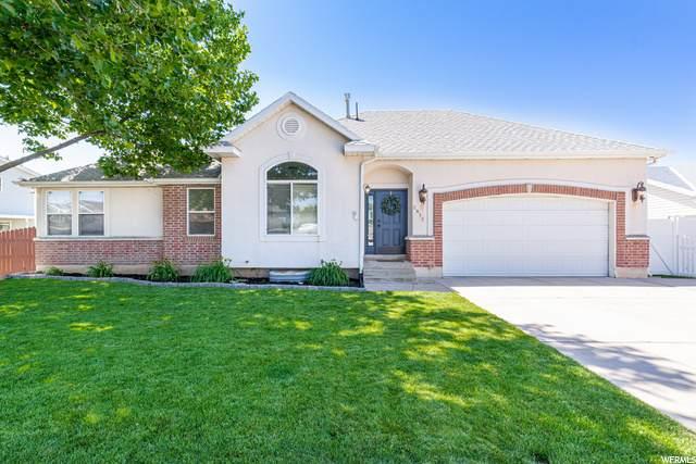 2815 W 1375 N, Layton, UT 84041 (#1685329) :: Doxey Real Estate Group