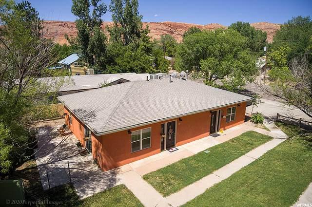 164 S 300 E E-1, Moab, UT 84532 (#1685333) :: Utah City Living Real Estate Group