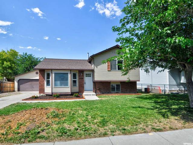 6188 W King Valley Rd, West Valley City, UT 84128 (#1685369) :: Exit Realty Success