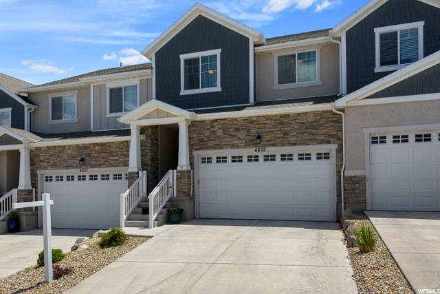 4433 Hill Shadow Way, Herriman, UT 84096 (#1685373) :: REALTY ONE GROUP ARETE