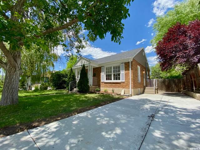 1465 E 3350 S, Salt Lake City, UT 84106 (#1685374) :: Utah City Living Real Estate Group