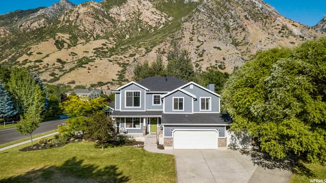751 S East Mountain Cir, Alpine, UT 84004 (#1685378) :: Big Key Real Estate