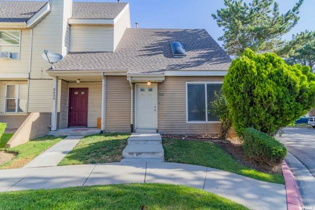 3422 W 3440 S, West Valley City, UT 84119 (#1685379) :: Exit Realty Success