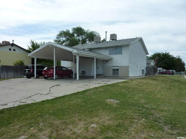 3185 W Appleton Dr, West Valley City, UT 84119 (#1685392) :: Exit Realty Success