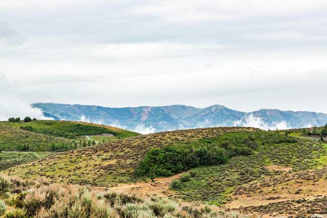 6967 W Golden Bear Loop, Park City, UT 84098 (MLS #1685398) :: High Country Properties