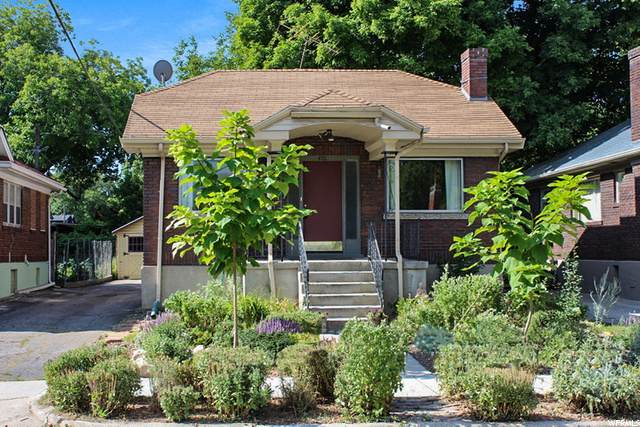 470 E Coatsville Ave, Salt Lake City, UT 84115 (#1685408) :: Exit Realty Success