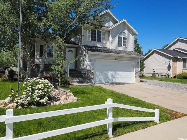 719 N 600 W, Kaysville, UT 84037 (#1685415) :: Doxey Real Estate Group