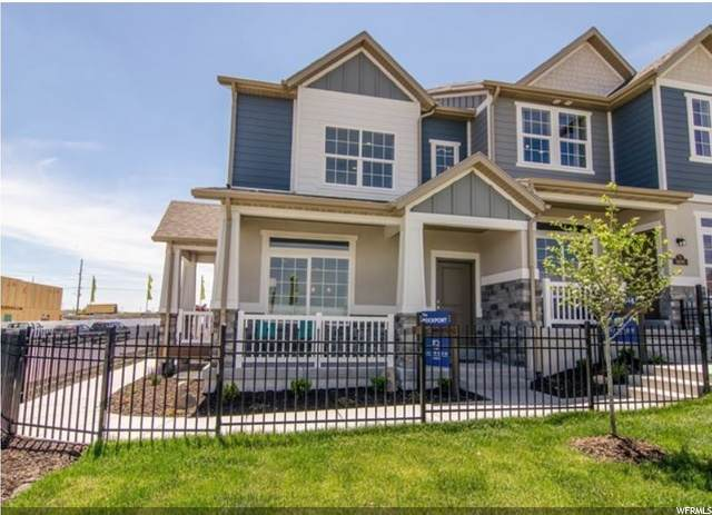 4342 W Dixon Ave N #6014, Lehi, UT 84043 (#1685450) :: Big Key Real Estate