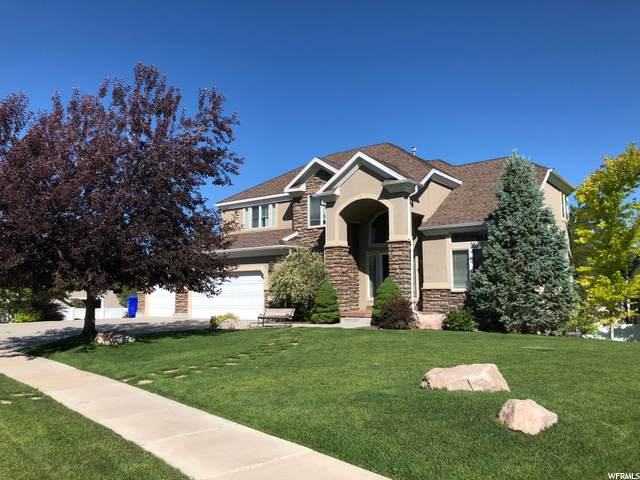 4588 S Spring Meadow Dr, Bountiful, UT 84010 (#1685460) :: Doxey Real Estate Group