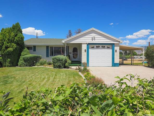 268 W 400 S, Tooele, UT 84074 (#1685463) :: Doxey Real Estate Group