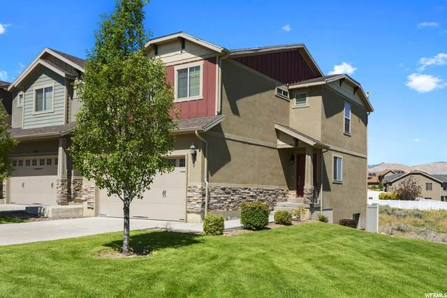 14458 S Edgemere Dr W, Herriman, UT 84096 (#1685471) :: Doxey Real Estate Group