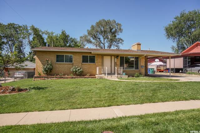 950 E Goddard St S, Ogden, UT 84403 (#1685473) :: Bustos Real Estate | Keller Williams Utah Realtors
