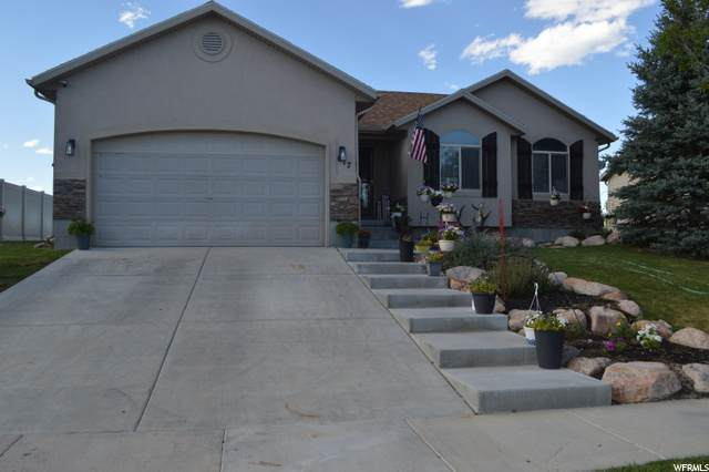 617 E Wild Rose, Grantsville, UT 84029 (#1685484) :: The Perry Group
