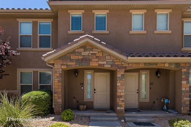 3419 S River Rd #86, St. George, UT 84790 (#1685485) :: Exit Realty Success