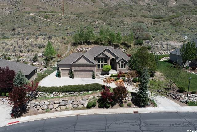9266 N Silver Lake Dr, Cedar Hills, UT 84062 (#1685487) :: Big Key Real Estate