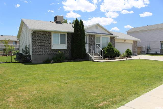 6201 W Pepper Pond Ln, West Valley City, UT 84128 (#1685488) :: Exit Realty Success