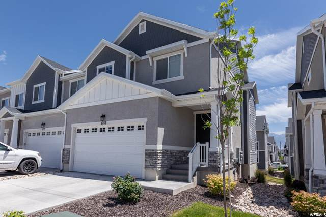 1766 N 3870 W, Lehi, UT 84043 (#1685498) :: Big Key Real Estate