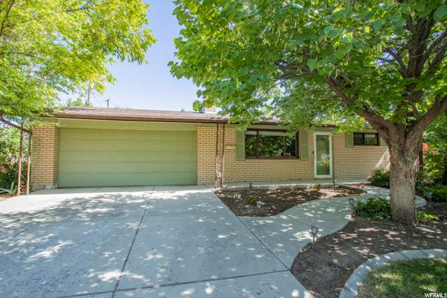 46 W La Salle Dr, Midvale, UT 84047 (#1685499) :: Red Sign Team
