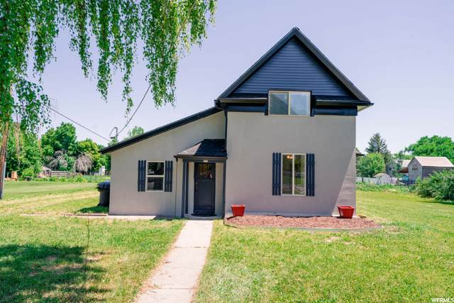 150 S 100 E, Wellsville, UT 84339 (#1685500) :: Exit Realty Success