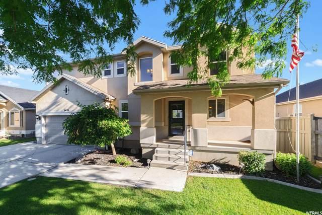 3438 E Kennekuk Cir, Eagle Mountain, UT 84005 (#1685511) :: Bustos Real Estate | Keller Williams Utah Realtors