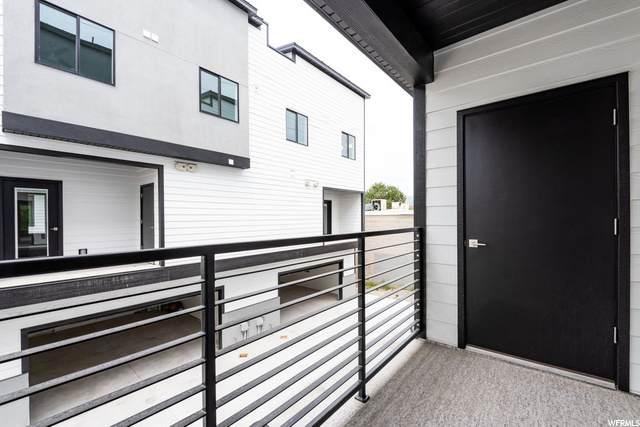 3881 S Granite Lofts Ln E #8, Millcreek, UT 84107 (#1685525) :: Utah City Living Real Estate Group