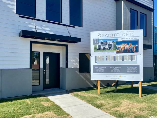 3879 S Granite Lofts Ln E #9, Millcreek, UT 84107 (#1685529) :: Utah City Living Real Estate Group