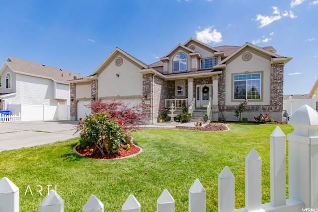 3547 W Biathlon Cir, Taylorsville, UT 84129 (#1685535) :: Utah City Living Real Estate Group