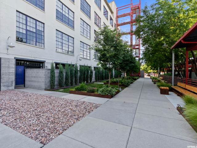 159 W Broadway #306, Salt Lake City, UT 84101 (#1685554) :: Bustos Real Estate | Keller Williams Utah Realtors