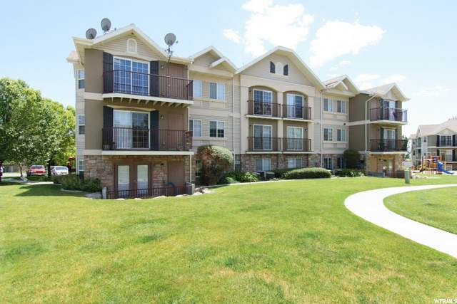 139 W Suncrest Ln #8, Saratoga Springs, UT 84045 (#1685555) :: Red Sign Team
