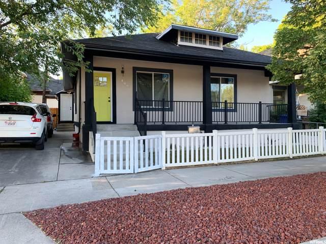 409 E 800 S, Salt Lake City, UT 84111 (#1685557) :: Exit Realty Success