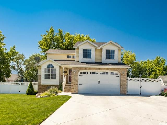 109 E 1150 N, Harrisville, UT 84404 (#1685594) :: Big Key Real Estate