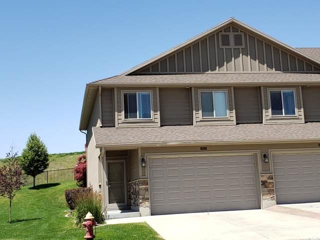 3127 N Whitetail Way E #62, Layton, UT 84040 (#1685619) :: Doxey Real Estate Group
