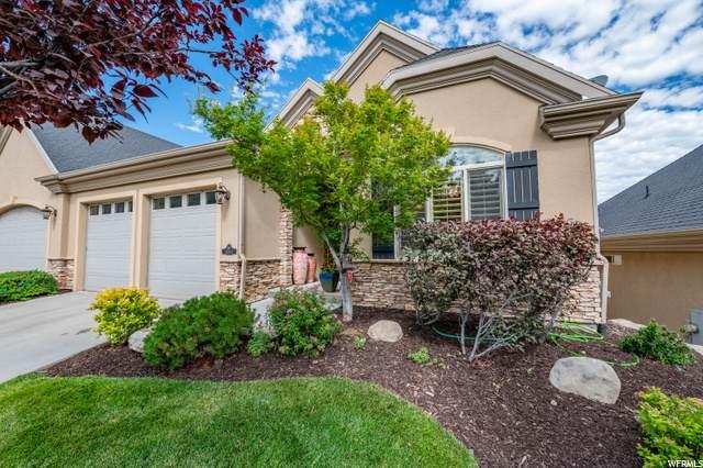 13960 S Knoll Hollow Ln E, Draper, UT 84020 (#1685636) :: Big Key Real Estate