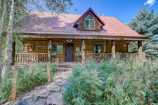 4330 S Bench Creek Rd, Woodland, UT 84036 (MLS #1685655) :: Lookout Real Estate Group