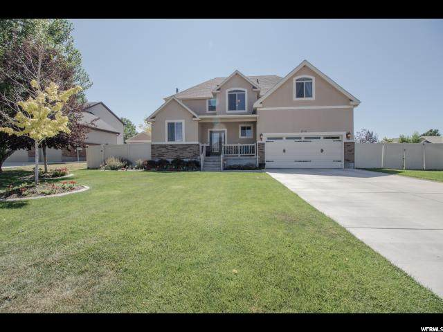 1710 S 1050 W, Vernal, UT 84078 (#1685663) :: Exit Realty Success