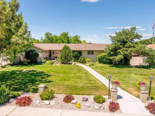 1363 N 1200 W, Mapleton, UT 84664 (#1685679) :: Exit Realty Success