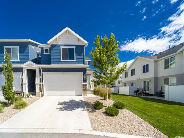 48 E Harmony Ct, Saratoga Springs, UT 84045 (#1685704) :: Doxey Real Estate Group