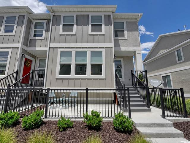 1285 W Winchester St S #20, Murray, UT 84123 (#1685715) :: Red Sign Team