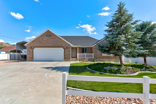 264 E 400 S, Nephi, UT 84648 (#1685733) :: Doxey Real Estate Group