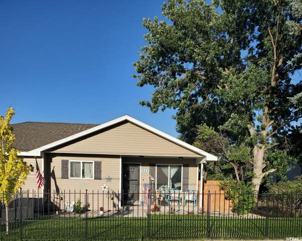 949 S 1500 W, Vernal, UT 84078 (#1685739) :: Colemere Realty Associates